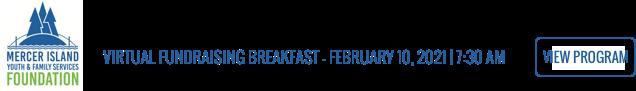 MIYFS Virtual Fundraising Breakfast